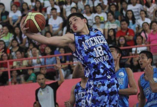 Ateneo de Davao deals Holy Child its first loss in Gaisano Grand Cup caging