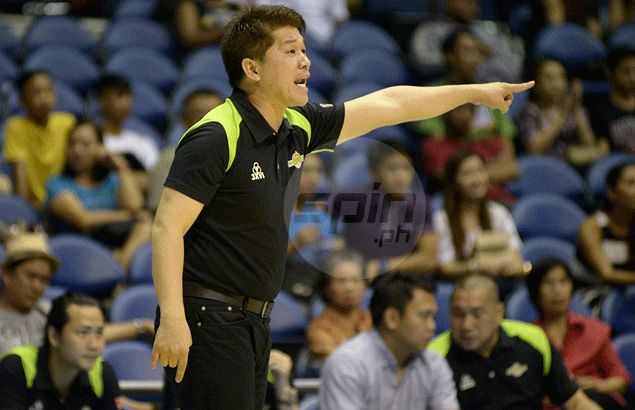 Bible-preaching Eric Gonzales turns to motivational words to bring out best in GlobalPort