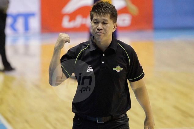 Coach Gonzales insists switch from Warner to Caracter an 'import upgrade' for GlobalPort