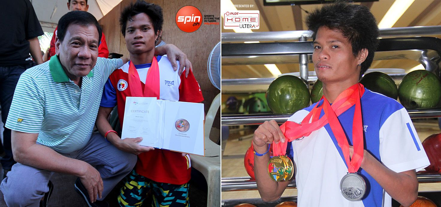 <em>Spin.ph</em> Top 10 Sports Heroes of 2015: Ernie Gawilan, sportsman who defy the odds