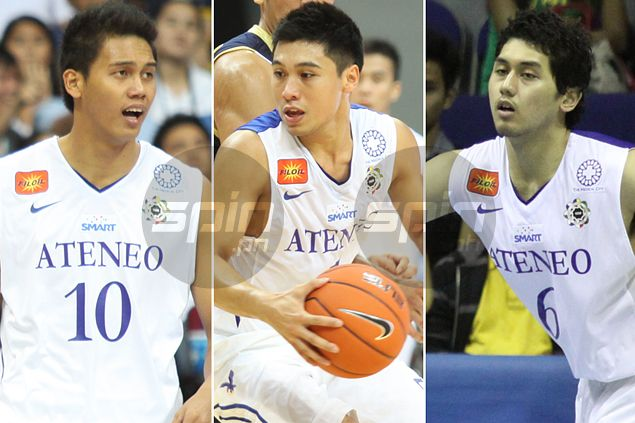 Blackwater owner challenges former Ateneo second-stringers to prove they are second to none