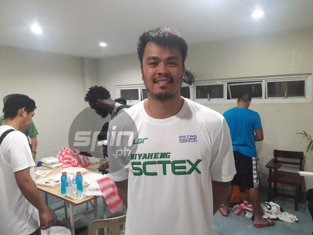 Four years out of the PBA, Ervin Sotto glad to scratch competitive itch again