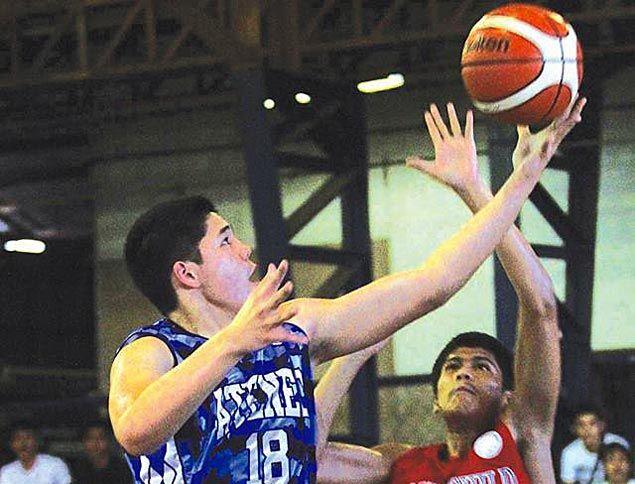 Ateneo de Davao rides Escandor heroics in vengeful win over Assumption College