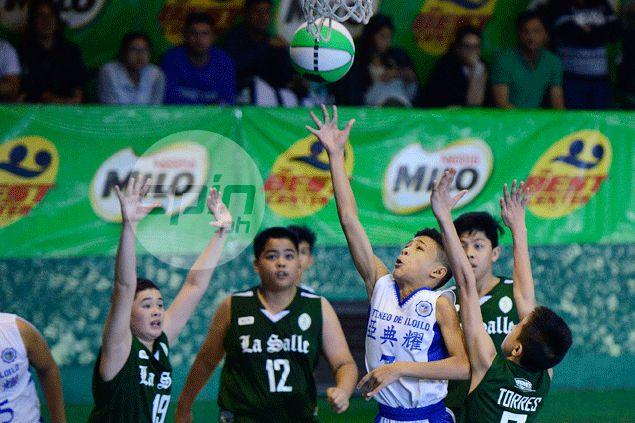 Ateneo, La Salle take rivalry to BEST Center SBP-Passerelle Twin Tournament finals