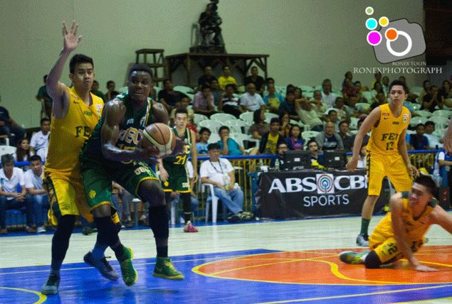 No place like home as Cebu's USC Warriors whip FEU Tamaraws in PCCL face-off