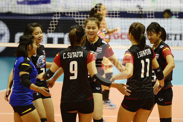 Young Thai squad shows grit as Est Cola turns back upset-hungry Petron in PSL Invitational
