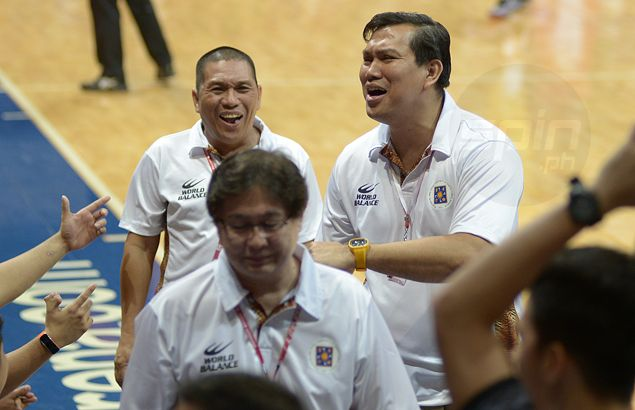 No ill feelings as Estong Ballesteros confirms parting of ways with UST Tigers