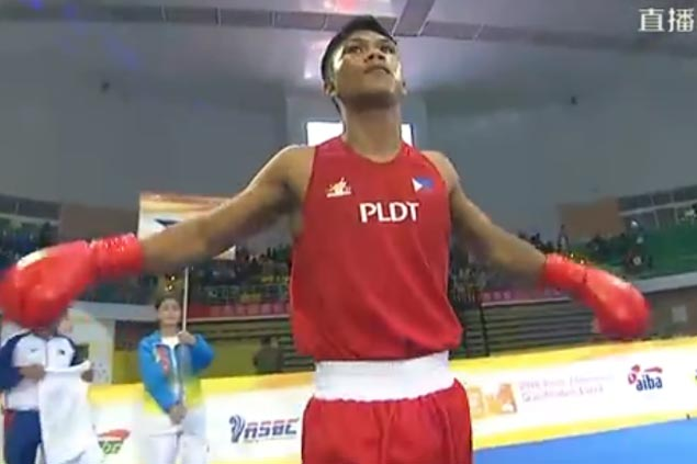 Eumir Marcial laments missing world championships, but embraces SEA Games challenge