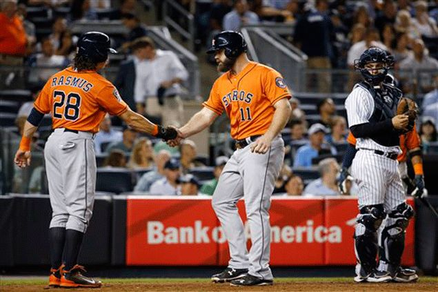 Astros complete season turnaround after topping last year's win total by beating Yankees
