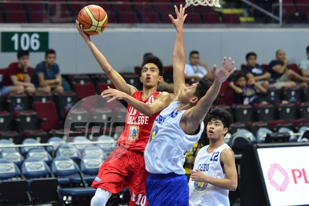 San Beda Red Cubs, NU Bullpups arrange NCAA-UAAP duel for NBTC title