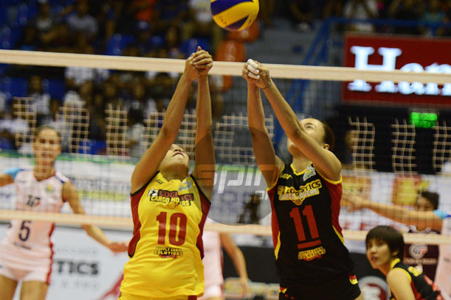 Powerhouse Rc Cola-Army tests mettle of newcomer F2 Logistics as Superliga goes to Malolos
