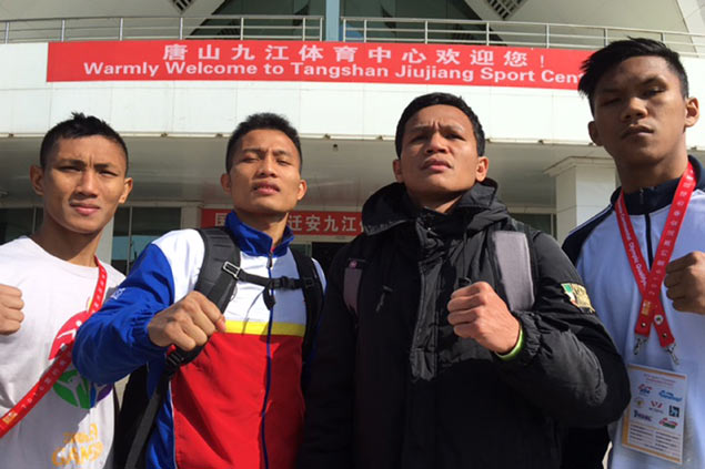 Abap chief dangles 'surprise' as four Pinoy boxers aim to secure places in Rio Olympics