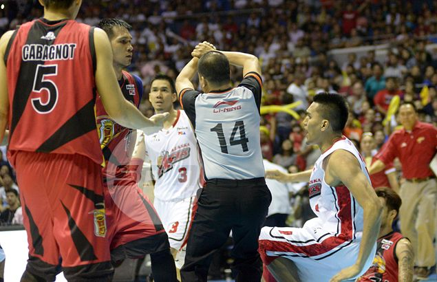 June Mar Fajardo vows no more 'Mr. Nice Guy' after taking a beating in PBA Finals