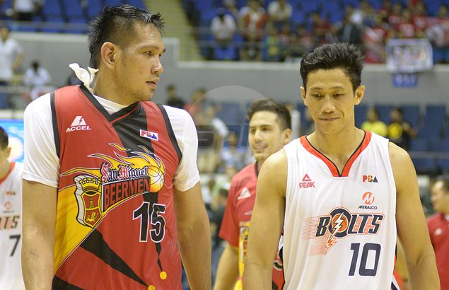 June Mar Fajardo doesn't mind being forever associated with 'Greatest Players' nominee Danny Ildefonso