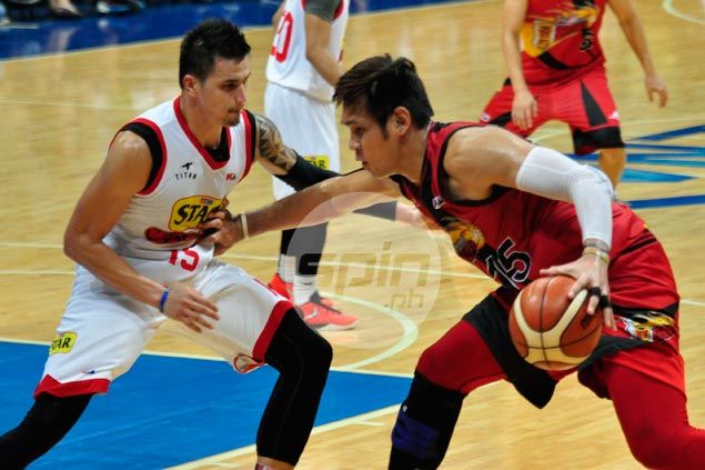 Streaking Star faces acid test in shorthanded San Miguel Beer on Easter Sunday