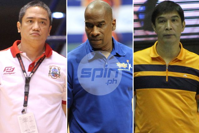 Uichico set to coach Talk 'N Text, Black moving to Meralco as Gregorio takes new career path in MVP shuffle