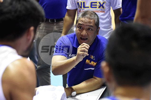 NLEX says former coach Boyet Fernandez will stay on in another capacity