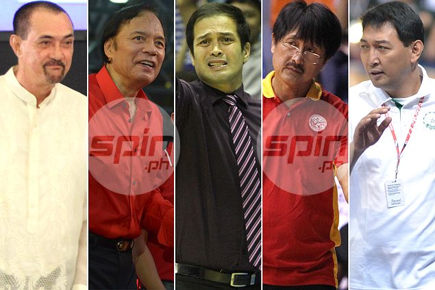 PBA honors its '40 Greatest Players' in elaborate ceremony at Resorts World
