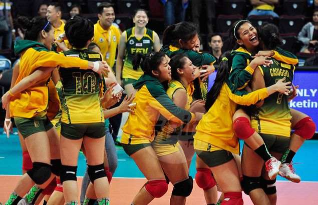 Weary FEU spikers face yet another do-or-die encounter against No. 3 NU Lady Bulldogs