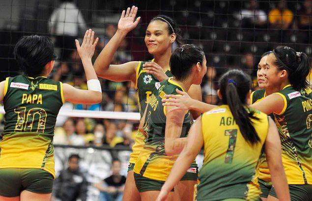 Momentum on FEU spikers' side in another do-or-die game against NU Lady Bulldogs