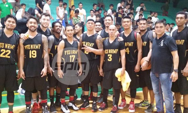 Star-studded FEU-NRMF side says close call in DeLeague debut a learning experience