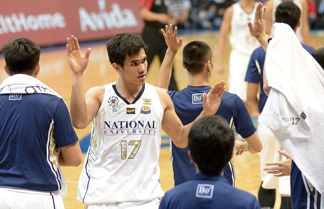 NU forward Rosario vows to make amends after 'fall of Troy' in second half of Game One