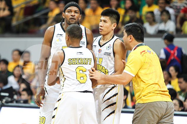 UST coach says confidence in Ed Daquioag never wavered after Game One letdown