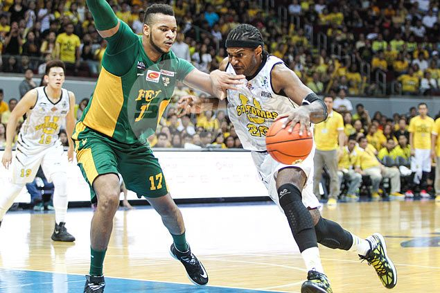 UST center Karim Abdul says fatigue not an excuse, vows fight to the very end