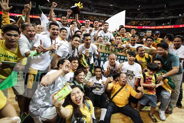 Tamaraws rewarded collectively with UAAP title after sacrificing season individual awards