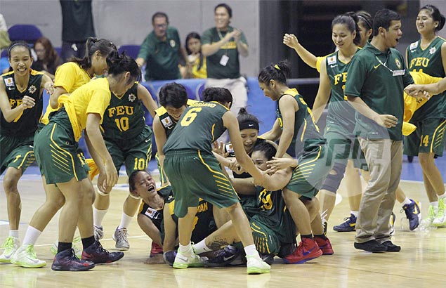 UE Lady Warriors pull off upset over CEU, FEU too much for RTU in Dickies Cup