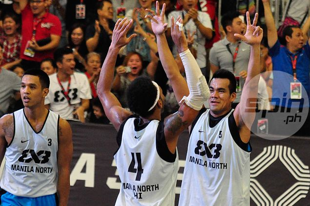 Abueva, Romeo, Rosario and the five things we learned from Manila 3x3 event