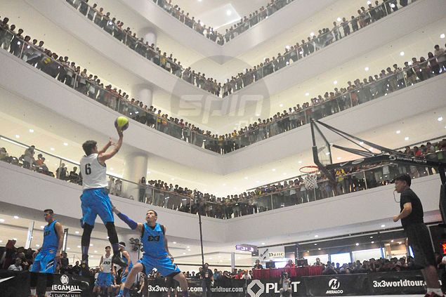 Tough task ahead for Manila West as it kicks off title retention bid in FIBA 3x3 meet