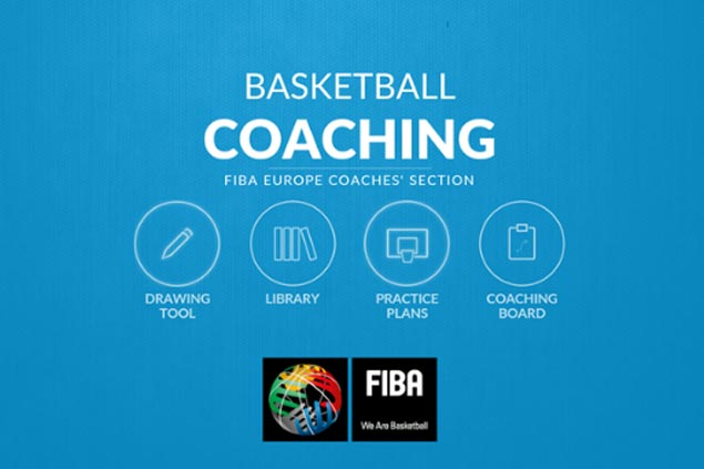 Wanna be a basketball coach or improve as one? Better check out Fiba coaching app