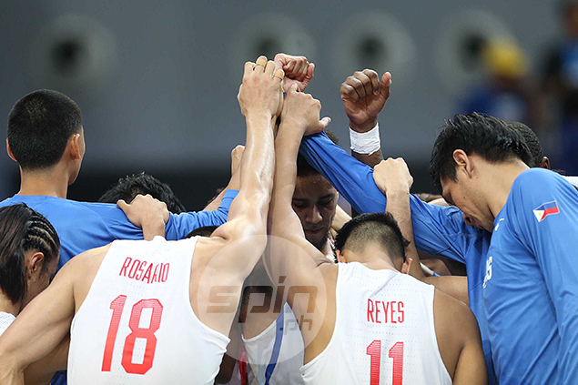 SBP open to forming 'hybrid' Gilas roster of pros, cadets for next Fiba World Cup qualifiers