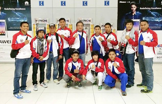 In-form Filipino boxers ready for tough battle ahead in Asian Games
