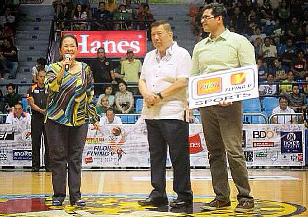 Filoil Flying V Arena operator plans upgrade from sports center to complete events venue
