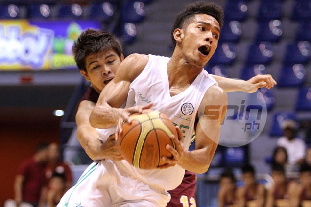 Paolo Taha redeems self in St. Benilde Blazers' second meeting with Arellano Chiefs