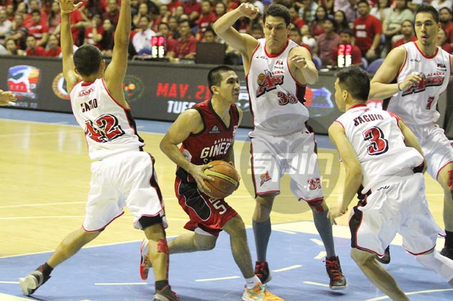Ginebra down but not out, insists defiant Tenorio