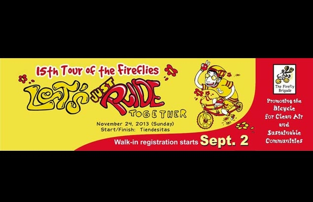 Banner field expected in 15th Tour of Fireflies