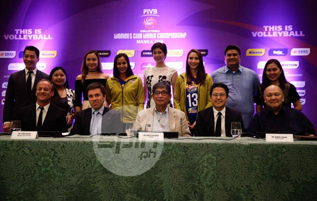 Volleyball popularity, Gonzaga's emotional reaction key factors in FIVB world club tilt staging in PH