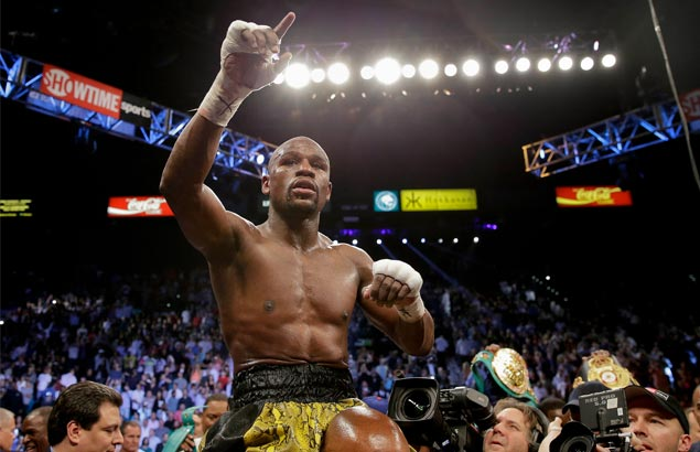 Two Filipino boxers came close to fighting Floyd Mayweather. Find out who they are