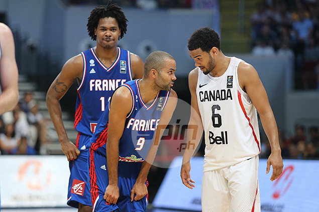 Tony Parker left impressed with Corey Joseph after match-up in OQT finale