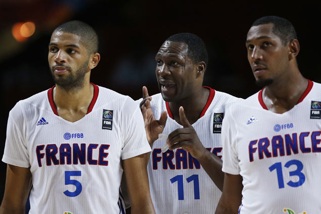 Serbia, France tagged as favorites as final Olympic spots up for grabs in three qualifiers