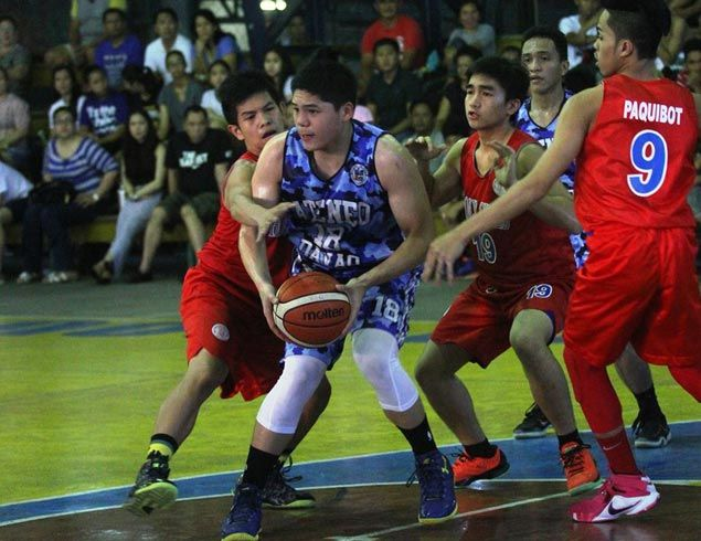 Escandor stands out as Ateneo de Davao drags Holy Child to sudden death in Gaisano Cup