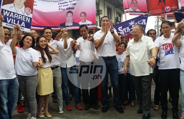 Former Green Archer Francis Zamora targets San Juan mayorship 'in biggest battle of my life'
