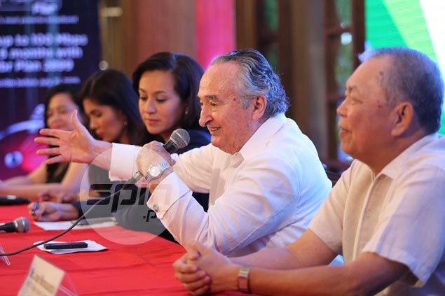 IOC representative Frank Elizalde says it's Rio or bust for Pacquiao's Olympic dream