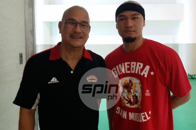 Mark Caguioa says 'disciplinarian' Frankie Lim exactly what doctor ordered for Ginebra