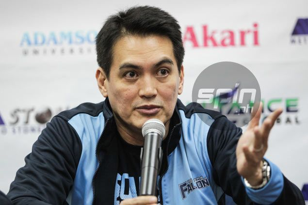 Adamson coach Franz Pumaren banking on track record as he plunges into recruitment war