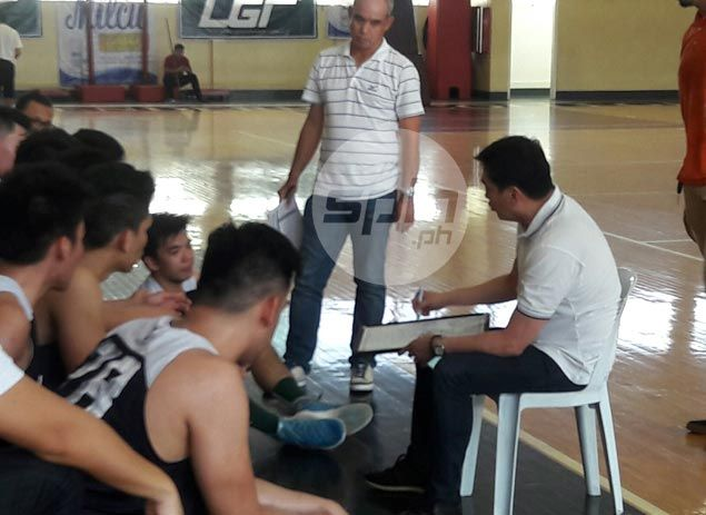 Adamson Falcons bent on recruiting Cebu-based forward Conrad Catapusan of USC