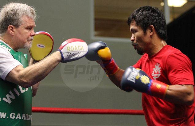 Manny Pacquiao needs an emphatic victory against Chris Algieri, admits trainer Roach